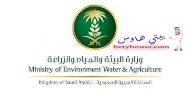 نتائج القبول في وظائف وزارة البيئة 1442