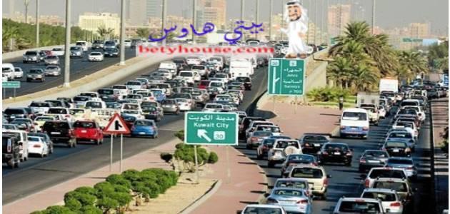 عقوبة القيادة برخصة منتهية الكويت