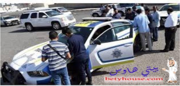 قيمة مخالفة السرعة في الكويت